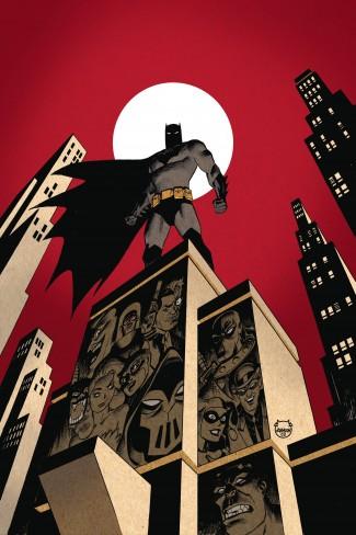 BATMAN THE ADVENTURES CONTINUE GRAPHIC NOVEL
