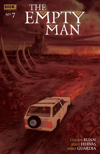 EMPTY MAN #7 (2018 SERIES)