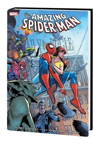 AMAZING SPIDER-MAN OMNIBUS VOLUME 5 HARDCOVER