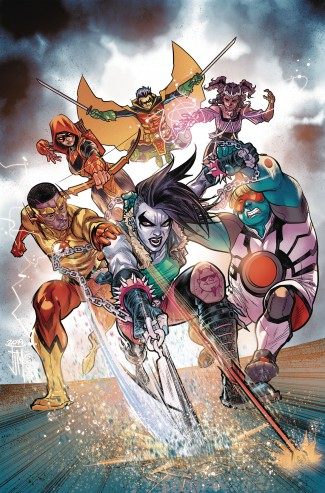 TEEN TITANS VOLUME 3 SEEK AND DESTROY GRAPHIC NOVEL