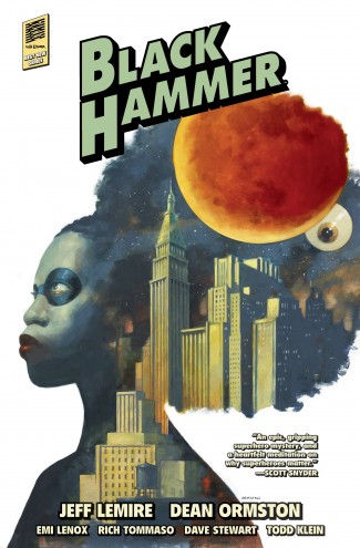 BLACK HAMMER LIBRARY EDITION VOLUME 2 HARDCOVER
