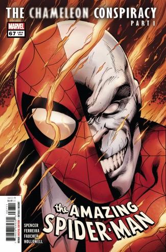 AMAZING SPIDER-MAN #67 (2018 SERIES)