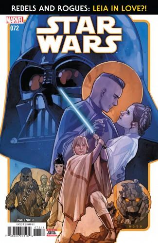 STAR WARS #72 (2015 SERIES)