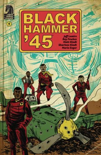 BLACK HAMMER 45 FROM WORLD OF BLACK HAMMER #1