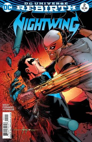 NIGHTWING VOLUME 4 #2