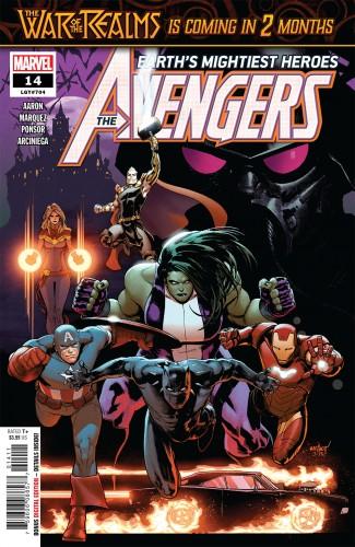 AVENGERS #14 (2018 SERIES)