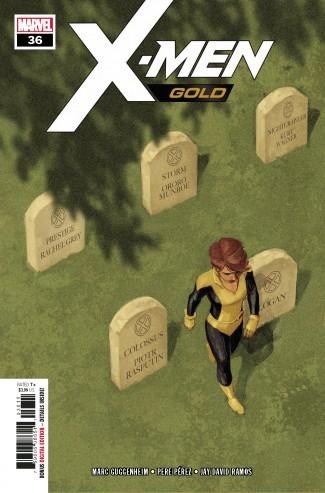 X-MEN GOLD #36