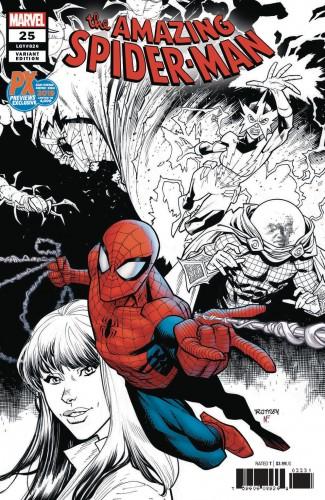 COMIC MARVEL 2019 2nd Print AMAZING SPIDER-MAN #22 RAMOS VARIANT