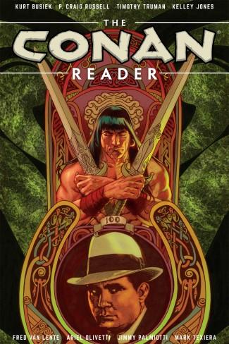 THE CONAN READER GRAPHIC NOVEL