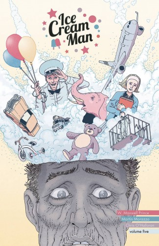 ICE CREAM MAN VOLUME 5 OTHER CONFECTIONS GRAPHIC NOVEL