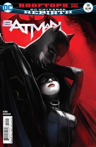 BATMAN #14 (2016 SERIES)