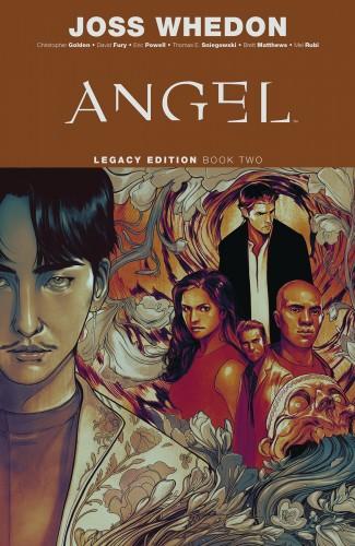 ANGEL LEGACY EDITION VOLUME 2 GRAPHIC NOVEL