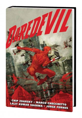 DAREDEVIL BY CHIP ZDARSKY VOLUME 1 TO HEAVEN THROUGH HELL HARDCOVER