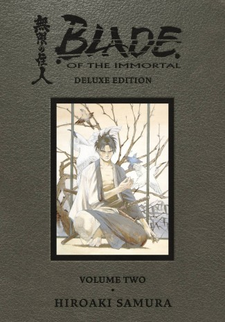 BLADE OF THE IMMORTAL DELUXE EDITION VOLUME 2 HARDCOVER