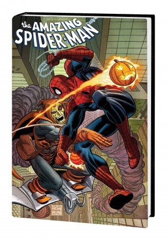 SPIDER-MAN BY ROGER STERN OMNIBUS HARDCOVER