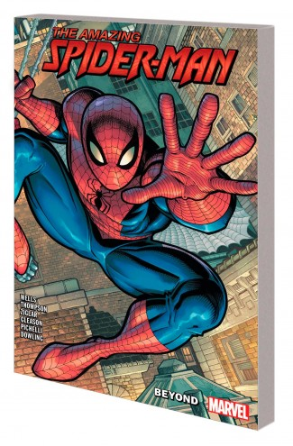 AMAZING SPIDERMAN BEYOND VOLUME 1 GRAPHIC NOVEL