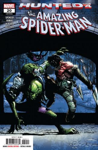 AMAZING SPIDER-MAN #20 (2018 SERIES)