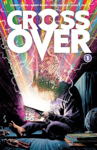 CROSSOVER VOLUME 1 GRAPHIC NOVEL