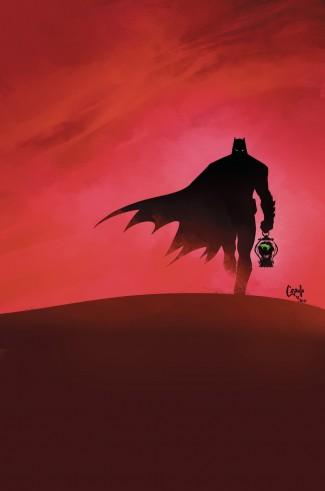 BATMAN LAST KNIGHT ON EARTH HARDCOVER
