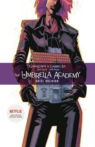 UMBRELLA ACADEMY VOLUME 3 HOTEL OBLIVION GRAPHIC NOVEL