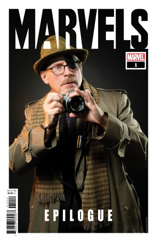MARVELS EPILOGUE #1 PHOTO 1 IN 10 INCENTIVE VARIANT