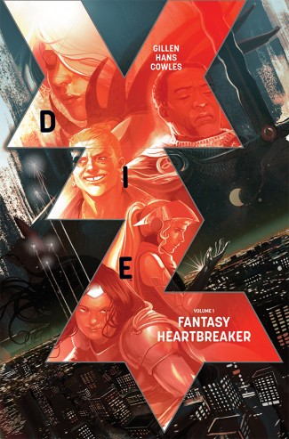 DIE VOLUME 1 FANTASY HEARTBREAKER GRAPHIC NOVEL