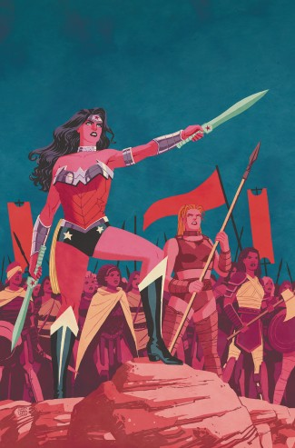 ABSOLUTE WONDER WOMAN BY AZZARELLO AND CHIANG VOLUME 2 HARDCOVER