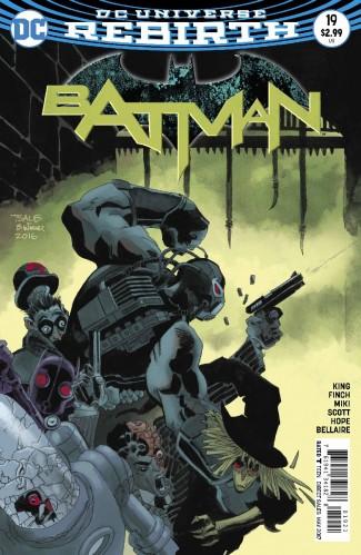 BATMAN #19 (2016 SERIES) VARIANT EDITION