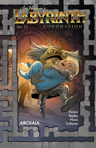 JIM HENSON LABYRINTH CORONATION #11