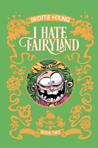 I HATE FAIRYLAND VOLUME 2 DELUXE HARDCOVER