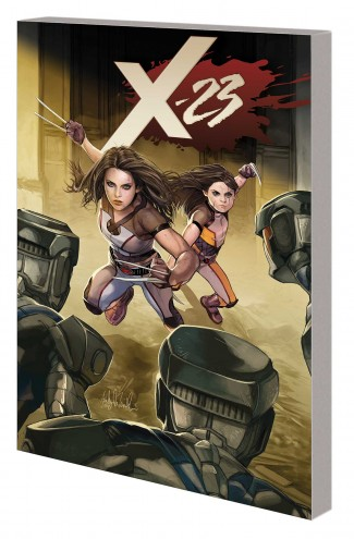 X-23 VOLUME 2 X-ASSASSIN GRAPHIC NOVEL