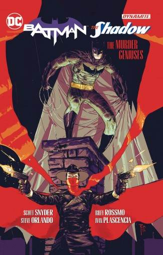 BATMAN SHADOW THE MURDER GENIUSES GRAPHIC NOVEL