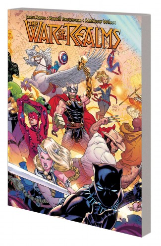 WAR OF THE REALMS GRAPHIC NOVEL