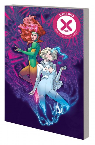 GIANT-SIZE X-MEN BY JONATHAN HICKMAN GRAPHIC NOVEL
