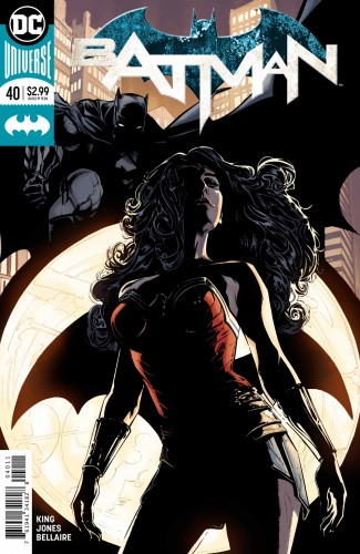 BATMAN #40 (2016 SERIES)
