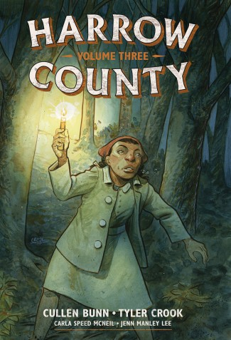 HARROW COUNTY LIBRARY EDITION VOLUME 3 HARDCOVER