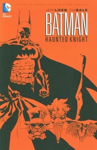 BATMAN HAUNTED KNIGHT GRAPHIC NOVEL