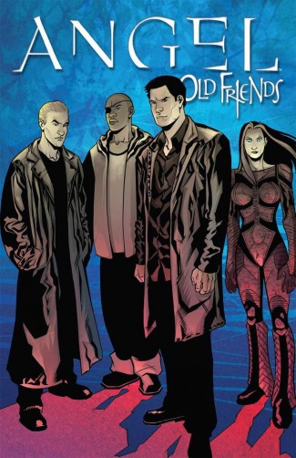 ANGEL VOLUME 2 OLD FRIENDS GRAPHIC NOVEL