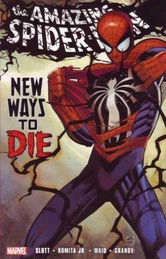 AMAZING SPIDER-MAN NEW WAYS TO DIE GRAPHIC NOVEL