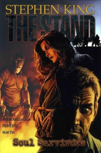THE STAND VOLUME 3 SOUL SURVIVORS HARDCOVER