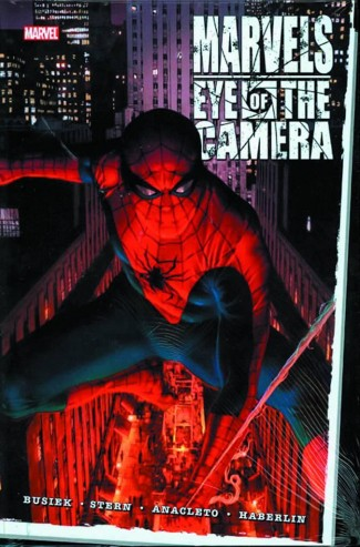 MARVELS EYE OF THE CAMERA HARDCOVER