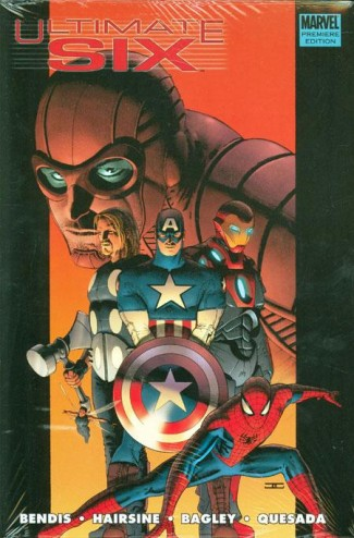 ULTIMATE SIX HARDCOVER