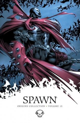 SPAWN ORIGINS VOLUME 15 GRAPHIC NOVEL