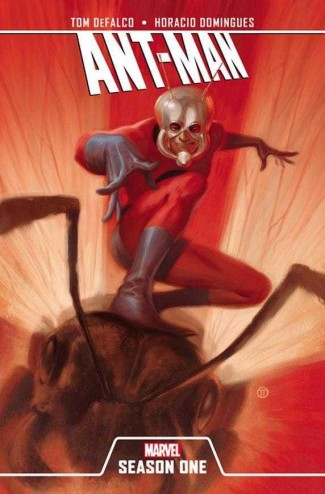 ANT-MAN SEASON ONE HARDCOVER