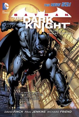 BATMAN THE DARK KNIGHT VOLUME 1 KNIGHT TERRORS GRAPHIC NOVEL