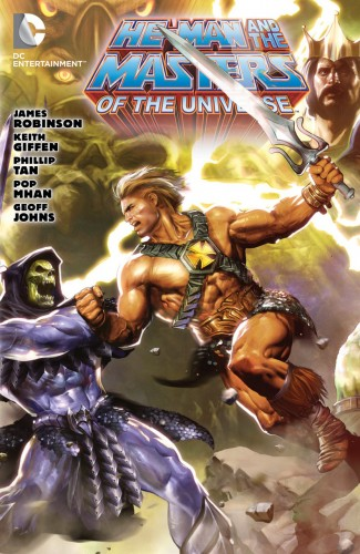 HE-MAN AND THE MASTERS OF THE UNIVERSE VOLUME 1 GRAPHIC NOVEL