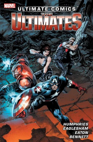 ULTIMATE COMICS ULTIMATES BY SAM HUMPHRIES VOLUME 1 GRAPHIC NOVEL
