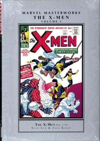 MARVEL MASTERWORKS X-MEN VOLUME 1 HARDCOVER (NEW PRINTING)