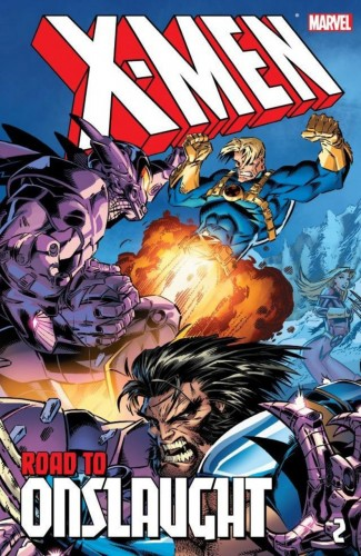 X-MEN VOLUME 2 ROAD TO ONSLAUGHT GRAPHIC NOVEL