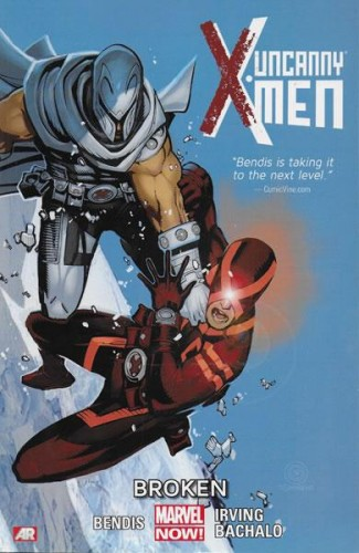 UNCANNY X-MEN VOLUME 2 BROKEN GRAPHIC NOVEL
